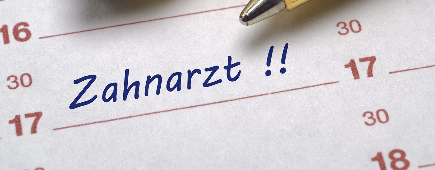 Online-Termin - Zahnarzt Hildesheim Dr. Stefan Wolpers - Zahnarztpraxis
